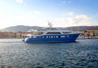 Deluxe kruzer MV Antonio