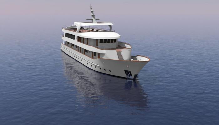 Deluxe Superior kruzer MV Adriatic Sky