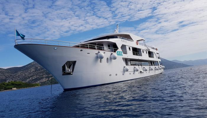 Deluxe Superior kruzer MV Markan