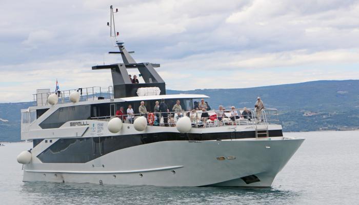 Premium Superior kruzer MV Seagull