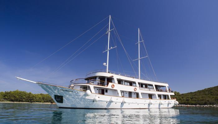 Premium kruzer MV Dalmatia