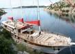 BARBARA  najam motorni jedrenjak Split