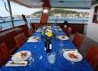LUNA  čarter motorni jedrenjak Hrvatska Split