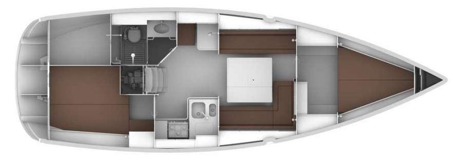 2013. Bavaria Cruiser 36
