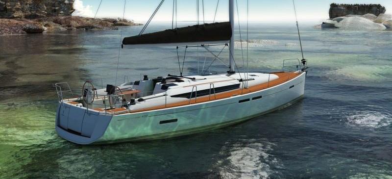 jedrilica Sun Odyssey 439
