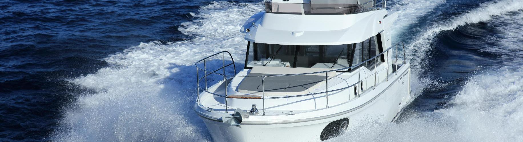 motorni brod Swift Trawler 30