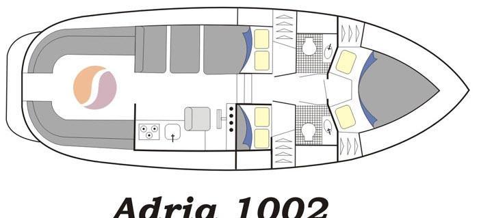2005. Adria 1002