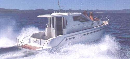motorni brod SAS Vektor 950