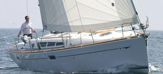 jedrilica Sun Odyssey 45