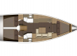 Dufour 382  čarter jedrilica Hrvatska