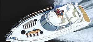 motorni brod Cranchi Zaffiro 34