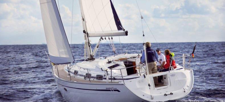 2007. Bavaria 46 Cruiser