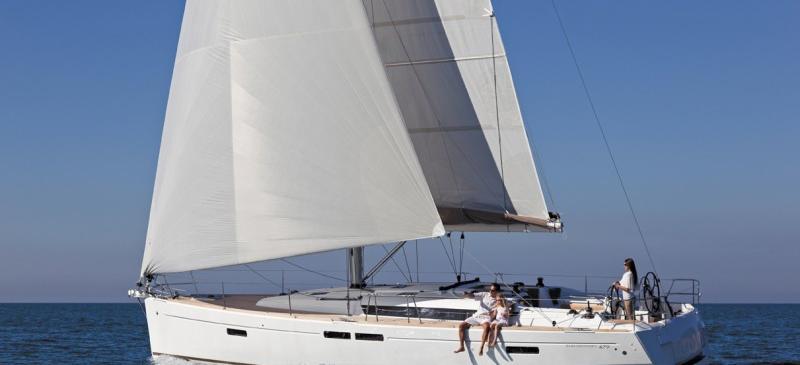 jedrilica Sun Odyssey 479