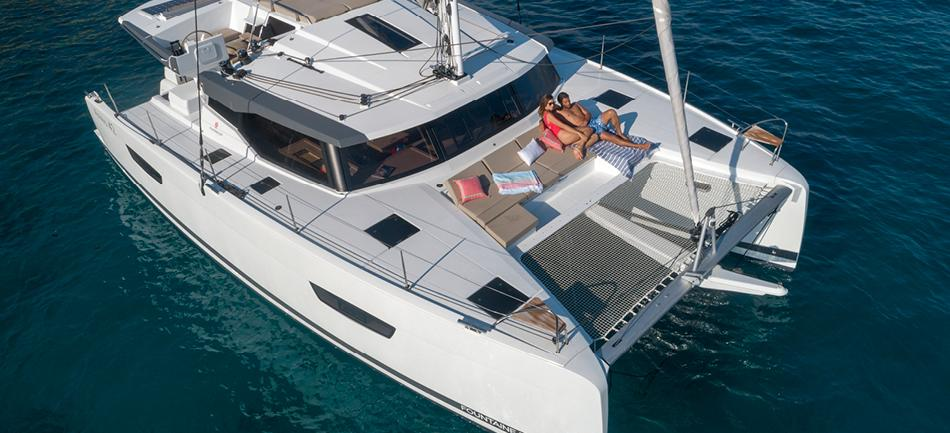 2020. Fountaine Pajot Astrea 42