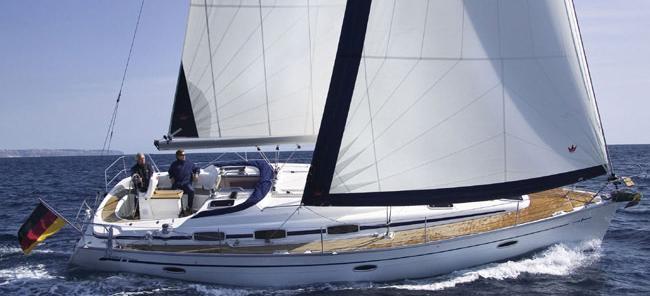 2007. Bavaria 39 Cruiser
