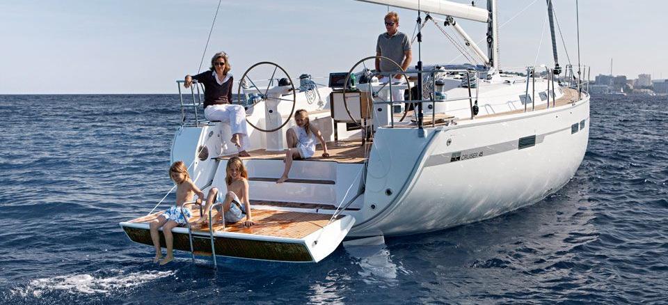 2010. Bavaria Cruiser 45