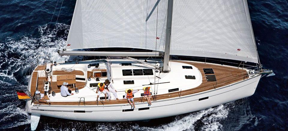 jedrilica Bavaria Cruiser 45