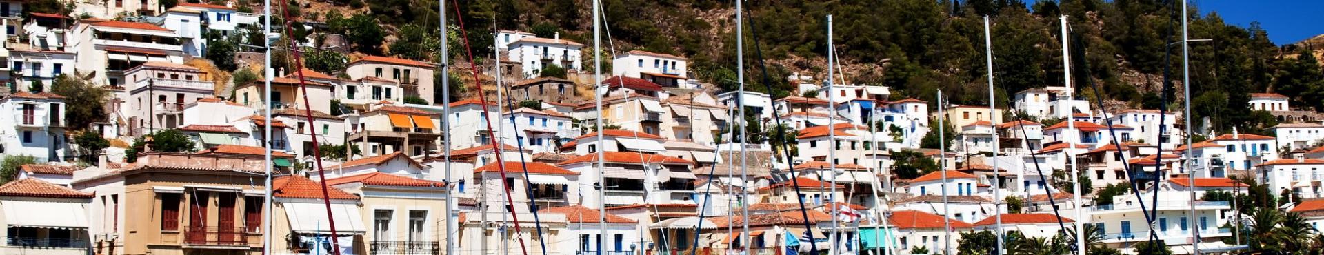 Središnja Grčka i Argo Saronski zaljev
