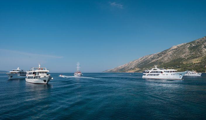 "Klasičan plan krstarenja ""Biseri Juga"" (Dubrovnik- Split)"
