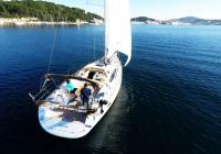 Test plovila: Elan 45 Impression