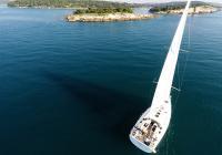 Test plovila: jedrilica Hanse 505