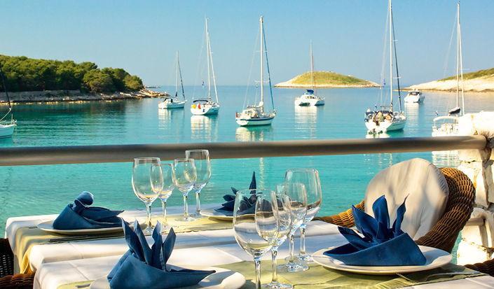 Kako naručiti ribu i morske plodove na krstarenju?