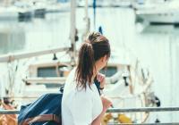 Žena i more