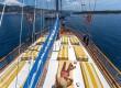 LINDA  najam motorni jedrenjak Zadar Dubrovnik Split