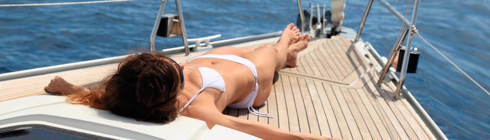 Opustite se i uživajte u jedrenju