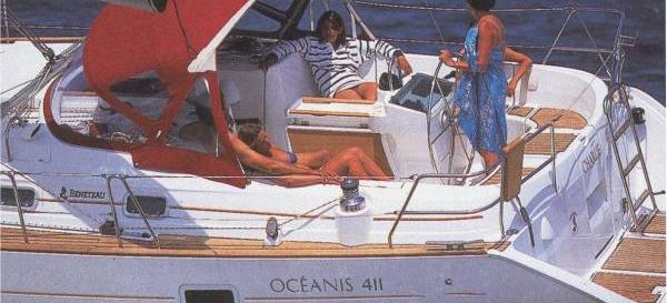 jedrilica Oceanis 411