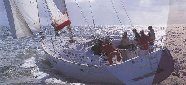 jedrilica Oceanis 473