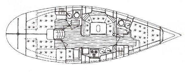jedrilica Elan 38