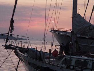 Najam plovila na sjevernom Jadranu