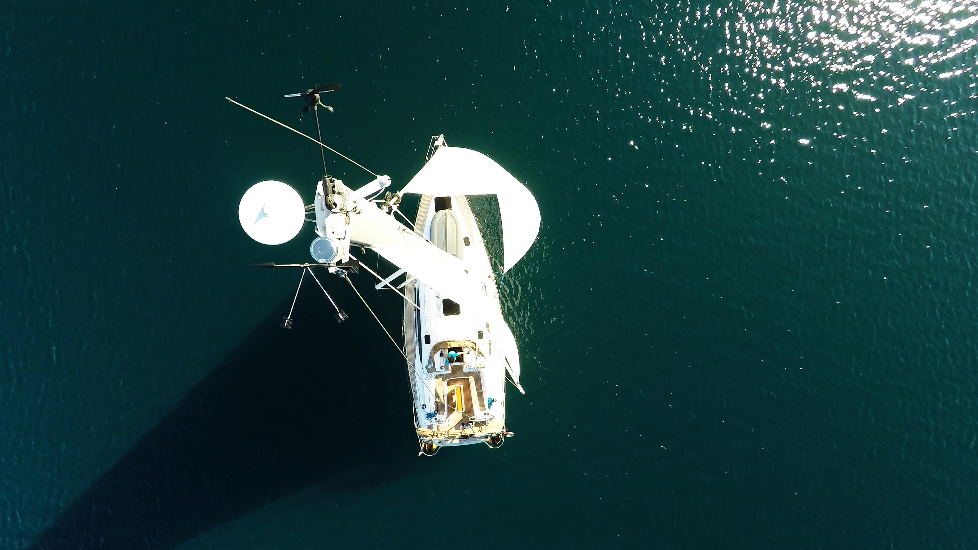 vrh jarbola antena jedrilica elan 45 impression jedra jedrilica