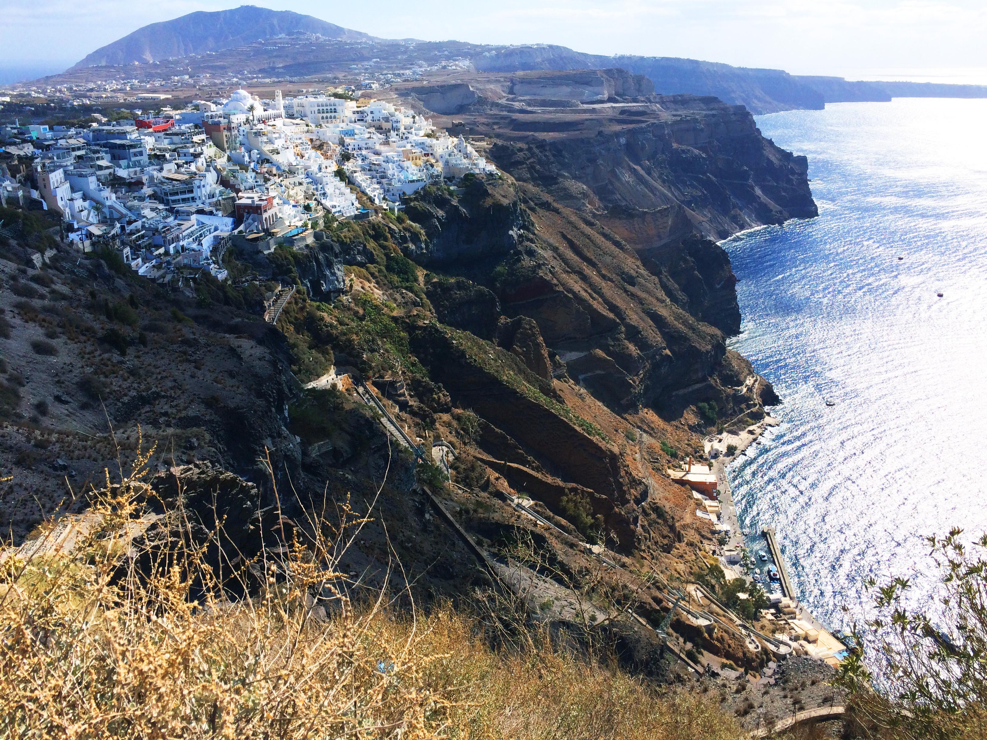 Santorini Grčka 3