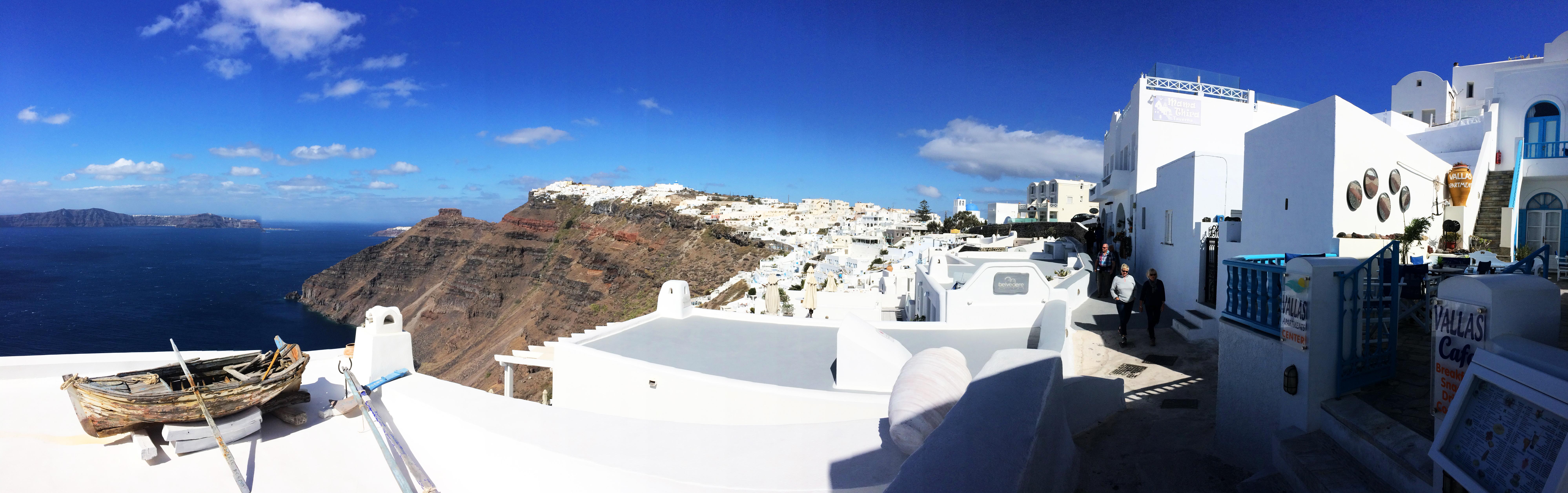 Santorini Grčka 4